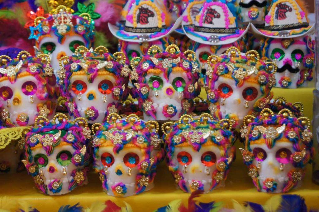 La Feria del Alfeñique 2021 podría ya tener fecha